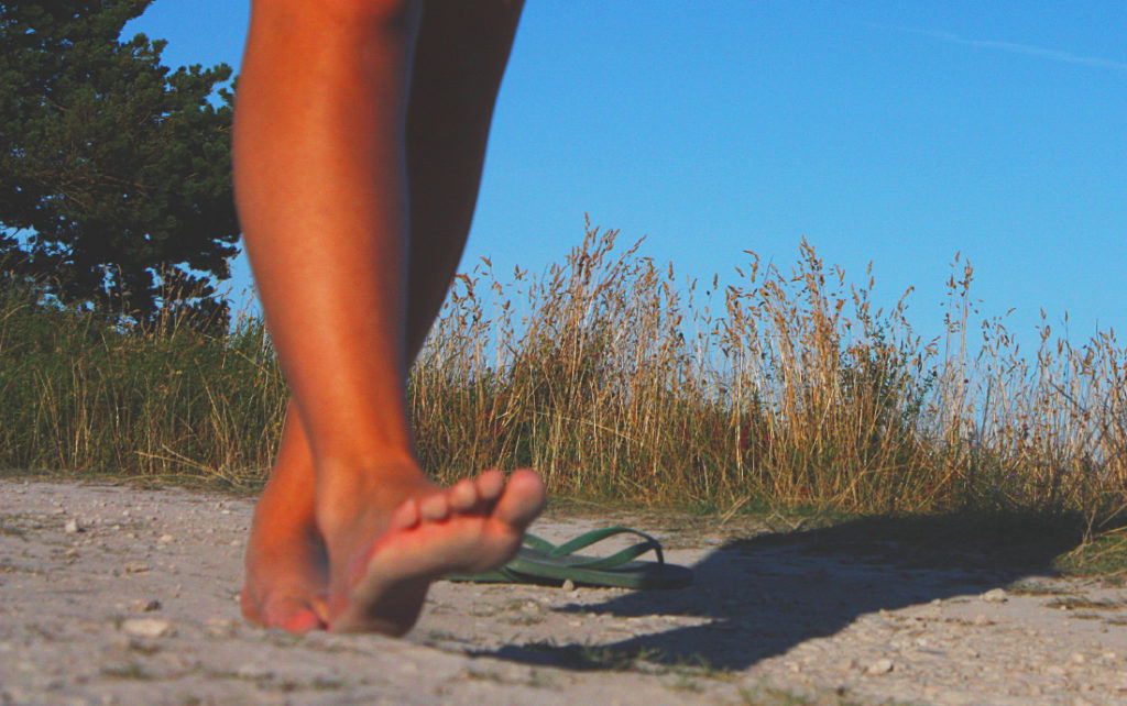 Shoes protect our feet, but they also alter our strides and could increase the wear on our leg joints.