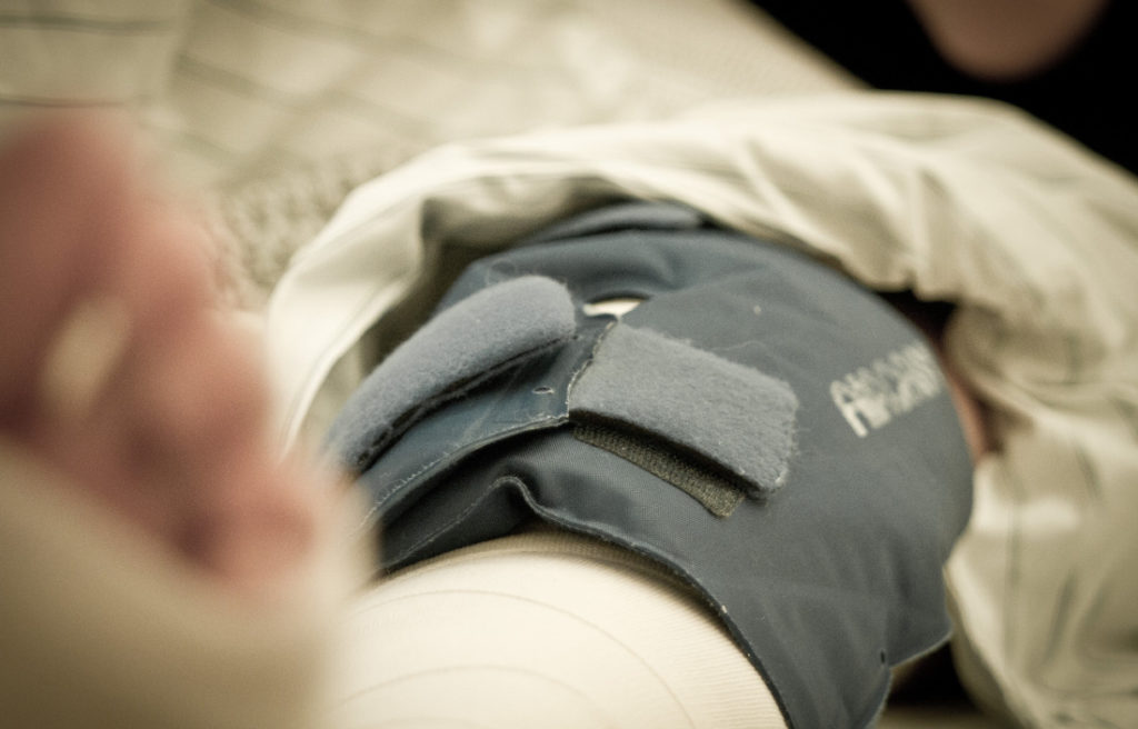 A single measurement may help determine kneecap instability risk